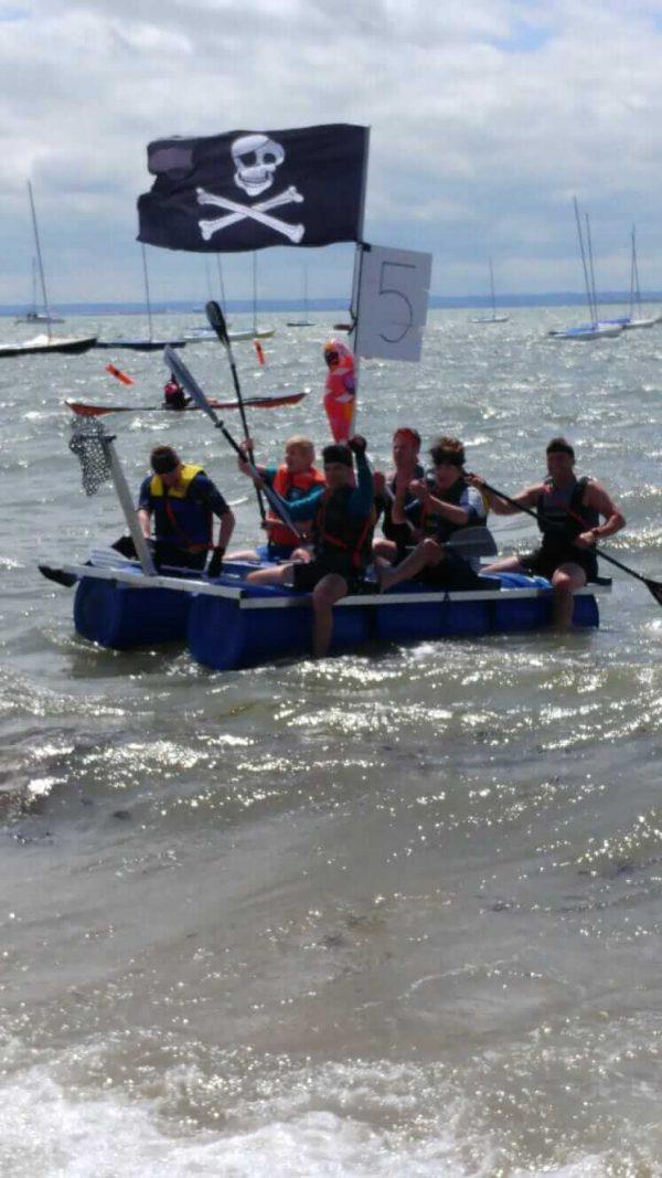 CVB Community Raft Race
